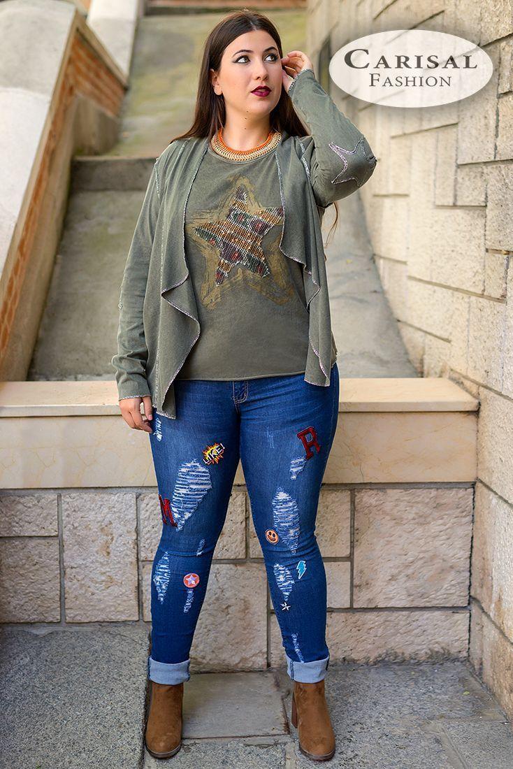 Ripped Skinny Jeans Women