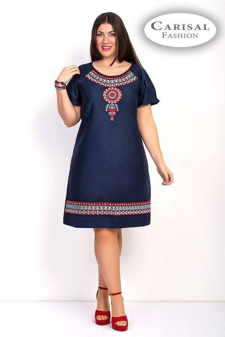 Vestidos Mujeres Tallas Grandes etnico