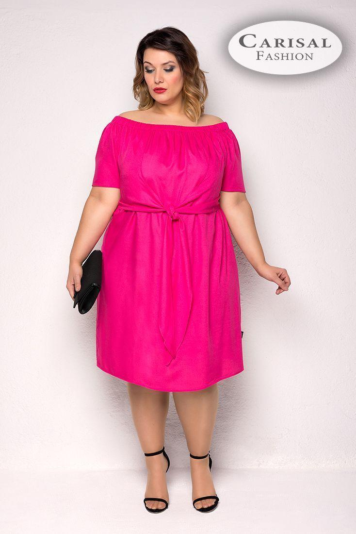 Vestidos de fiesta tallas grandes mujeres online |Carisalfasion ®
