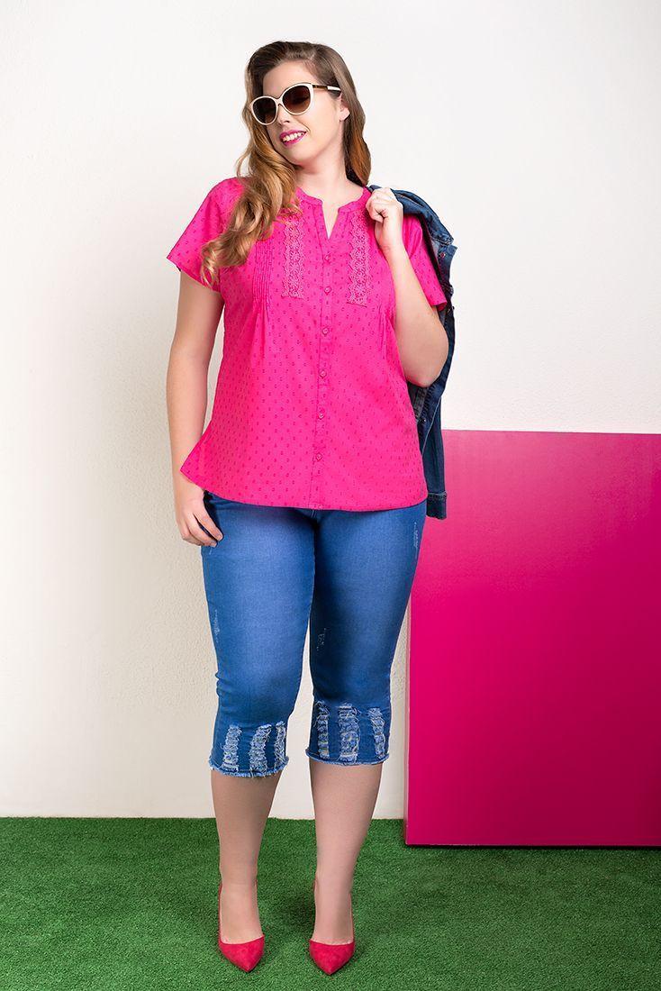 ▷ Tiendas de ropa tallas grandes para mujeres Madrid | Ropa XXL