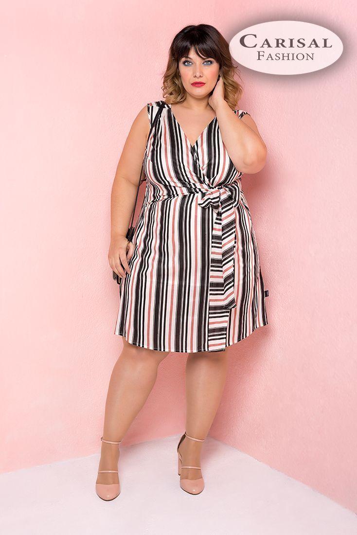 Vestidos tallas grandes mujer. Ropa cómoda | Carisalfashion ®