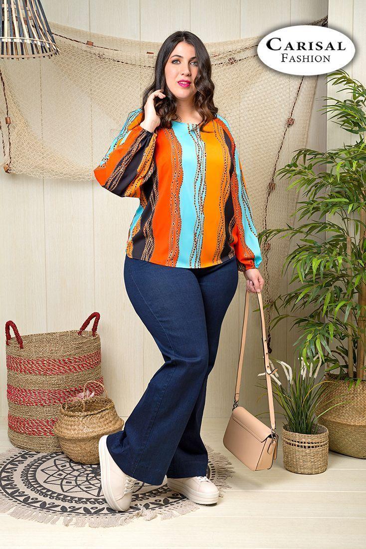 bdfd5d4502 Comprar blusas de mujer online en tallas grandes